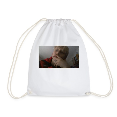 Henrymccutcheon picture merch - Drawstring Bag