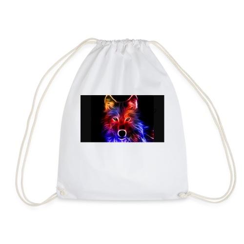 Bluewildgamer - Drawstring Bag