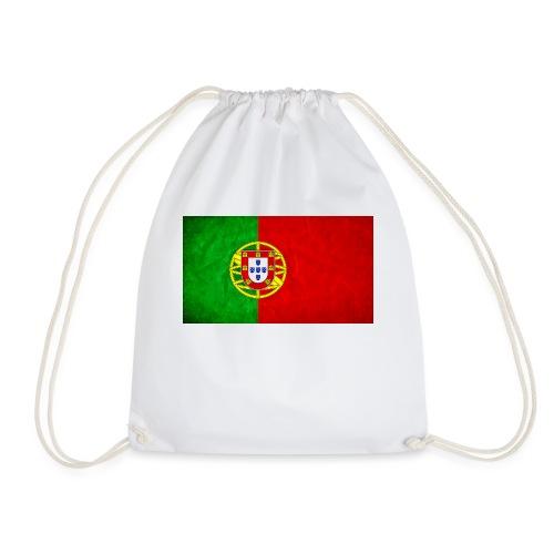 portugal flag - Sac de sport léger