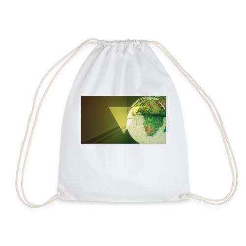 BIOMETRIC GLOBE - Drawstring Bag