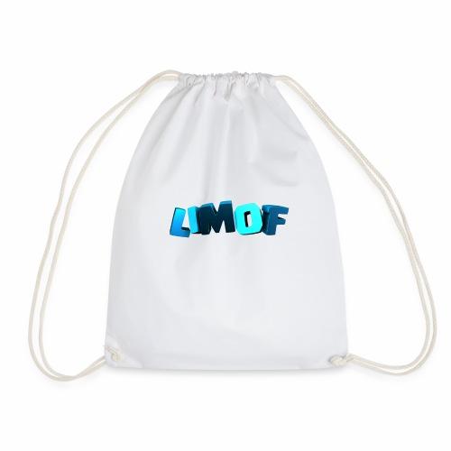 Scritta LIMOF - Sacca sportiva
