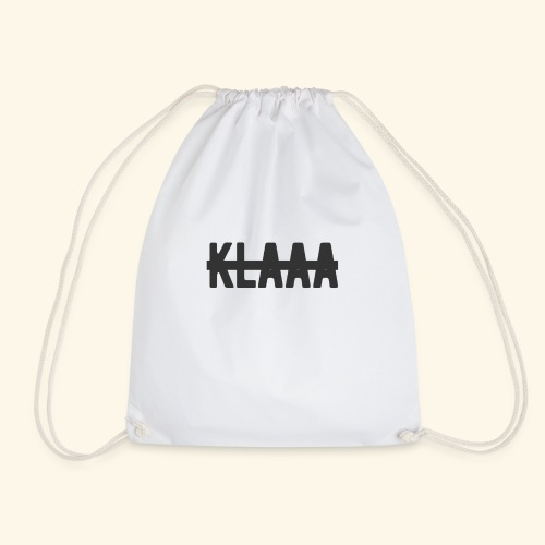 FEBulous klaaa Shirt - Drawstring Bag