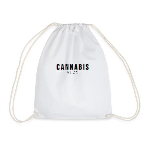 CANNABIS - Worek gimnastyczny