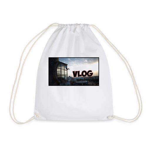 Vlog - Drawstring Bag