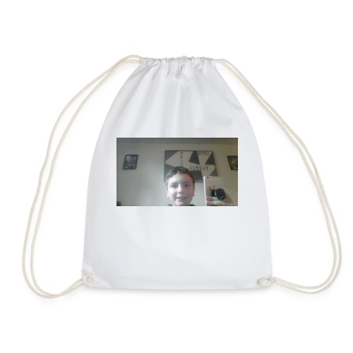 morgan phone merch - Drawstring Bag