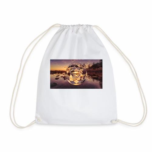 Geometric Design 2.1 - Drawstring Bag