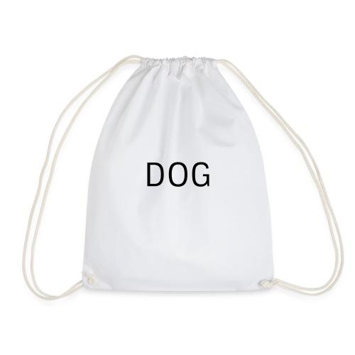 DOG, Hund - Turnbeutel