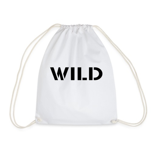 WILD Baseball shirt - Sac de sport léger