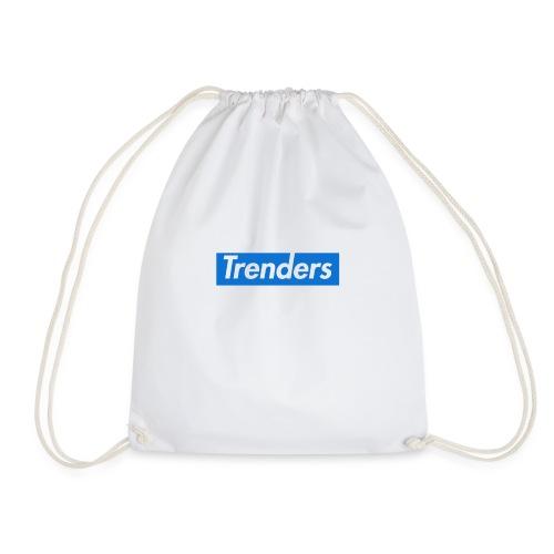 logo oficial trenders grande - Mochila saco