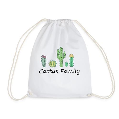 Cactus family - Turnbeutel