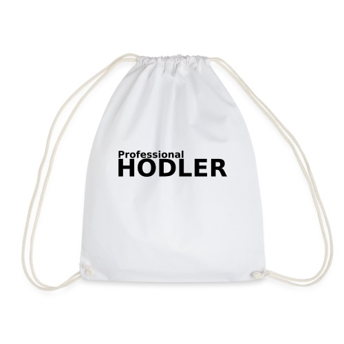 Professional HODLER - Drawstring Bag