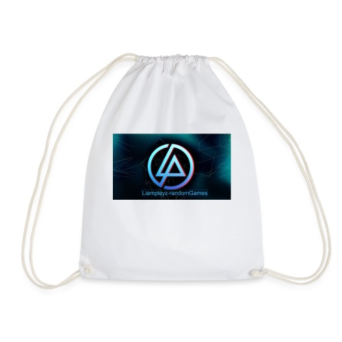 liamplays merch - Drawstring Bag