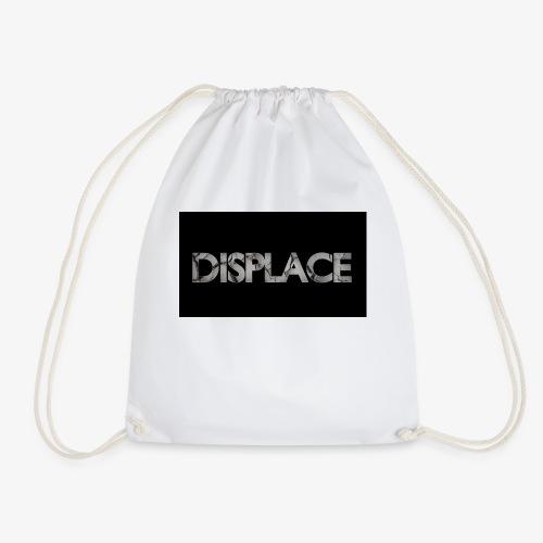 Displace Cracked Black - Turnbeutel