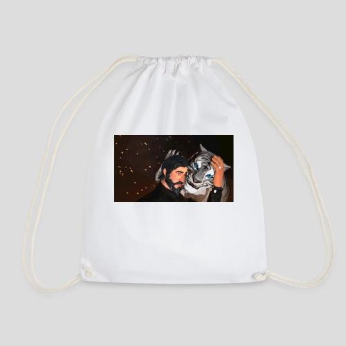 africaa - Drawstring Bag