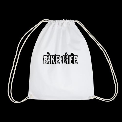 BIKE LIFE - Drawstring Bag