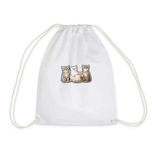 Katzenbabys - Drawstring Bag
