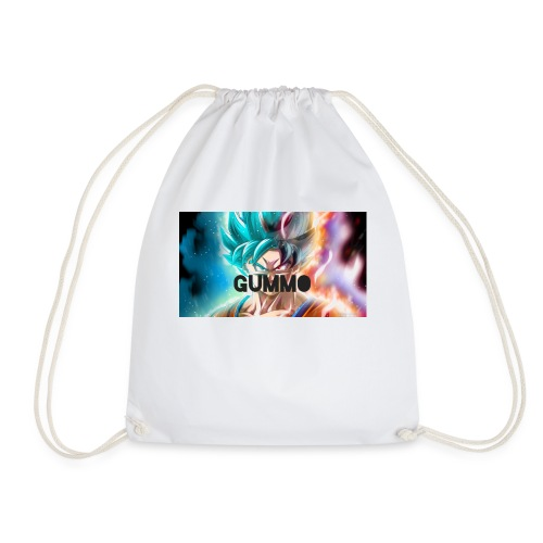 GUMMO GOKU - Drawstring Bag