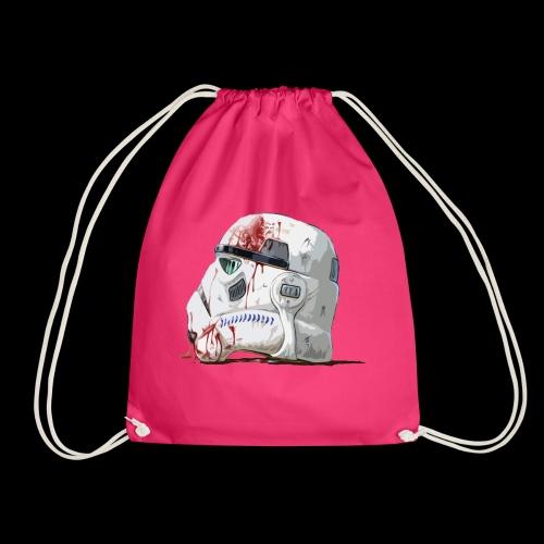 Fallen Stormtrooper - Drawstring Bag