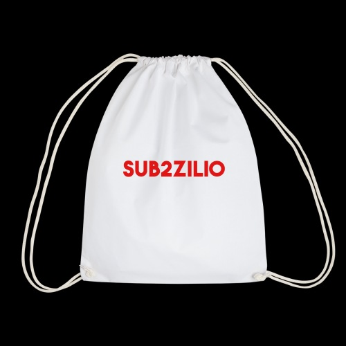 Sub2Zilio - Drawstring Bag