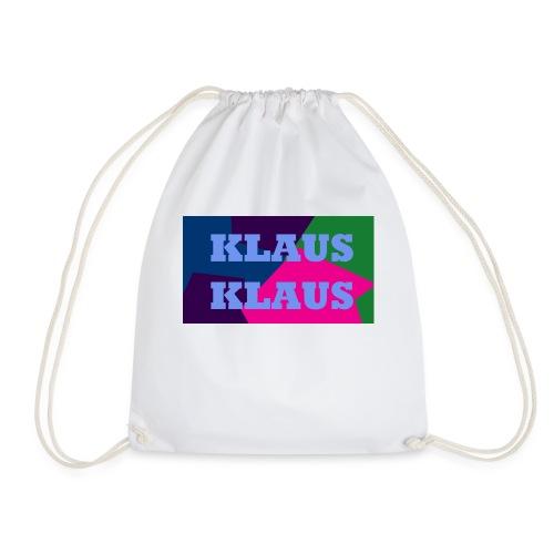 klaus klaus - Drawstring Bag