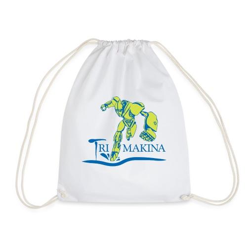 Logo TriMakina - Mochila saco