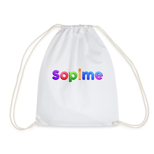 Sopime Logo - Drawstring Bag