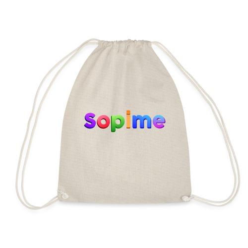 Sopime Logo - Drawstring Bag