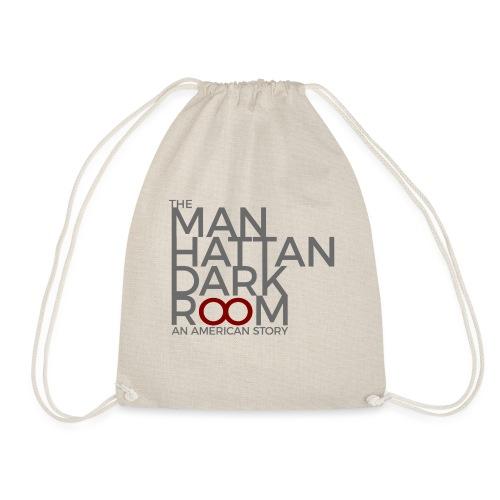THE MANHATTAN DARKROOM GRIS - Sac de sport léger
