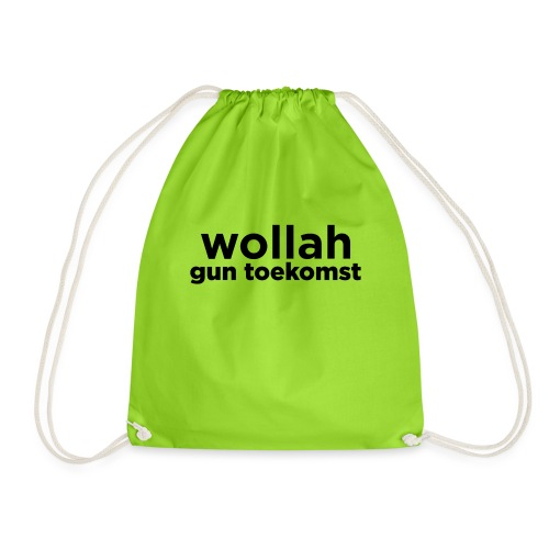 Wollah Gun Toekomst - Gymtas