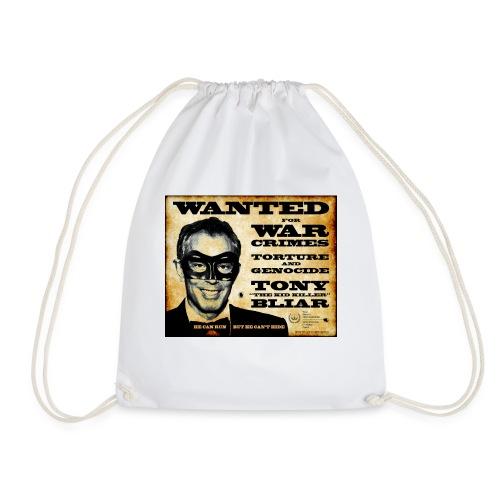 Wanted - Drawstring Bag
