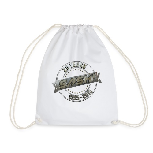 SASH! *** 20 Years *** - Drawstring Bag