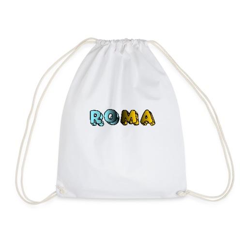 ROMA Pixel Gradient - Turnbeutel