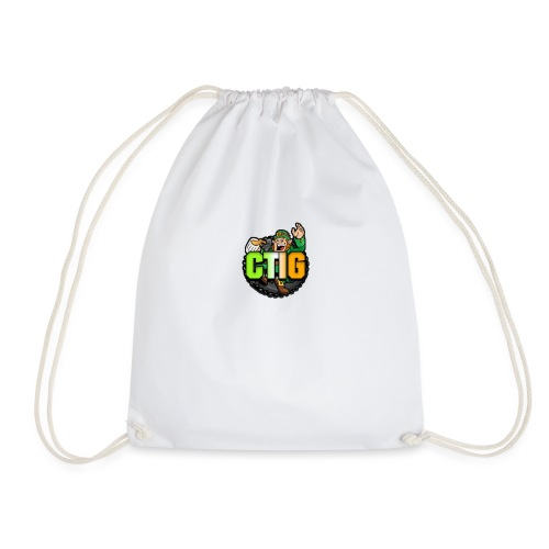 chris - Drawstring Bag