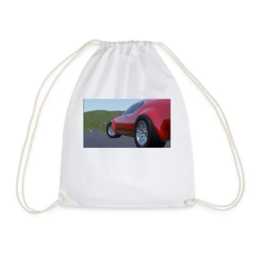 KMI GT5 t shirt - Drawstring Bag
