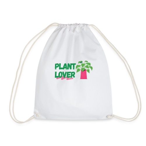 Plant Lover - Drawstring Bag