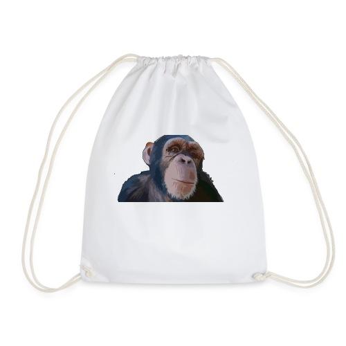 Cute monkey - Mochila saco