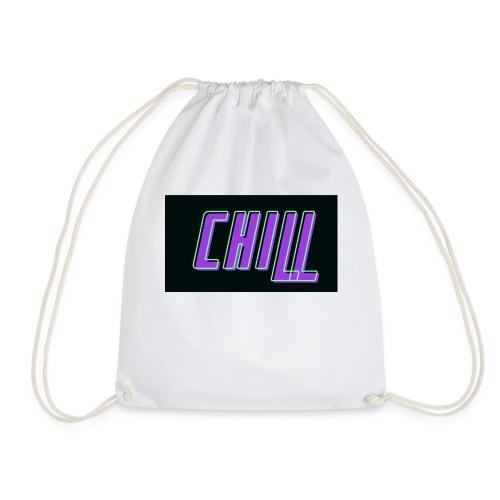 Chill logo - Turnbeutel
