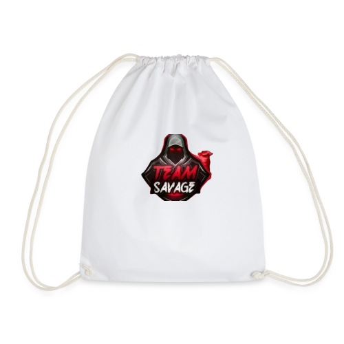 Team Savage Logo - Gymbag