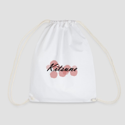 Kitsune - Drawstring Bag