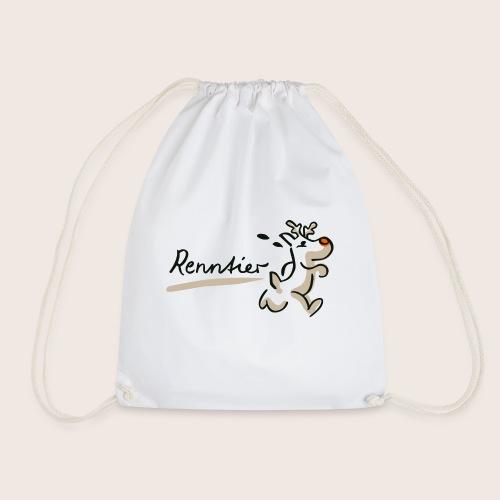 Runtasia Renntier - Turnbeutel