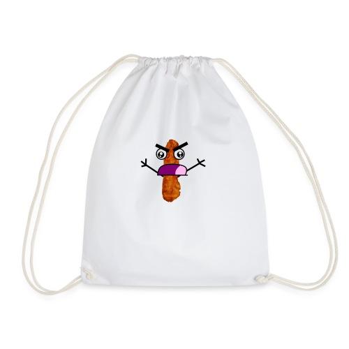 Bacon Man T-Shirt! - Drawstring Bag