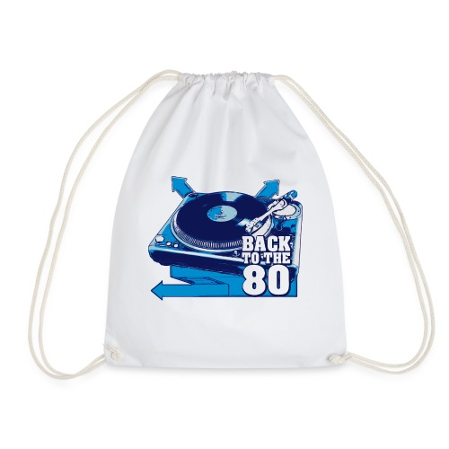 platine back to the 80 - Sac de sport léger