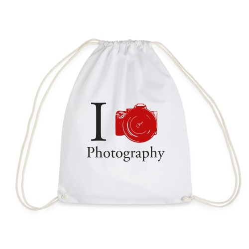 I Love Photography Collection - Turnbeutel