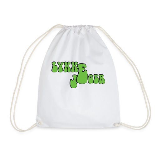 Lykkejeger - Drawstring Bag