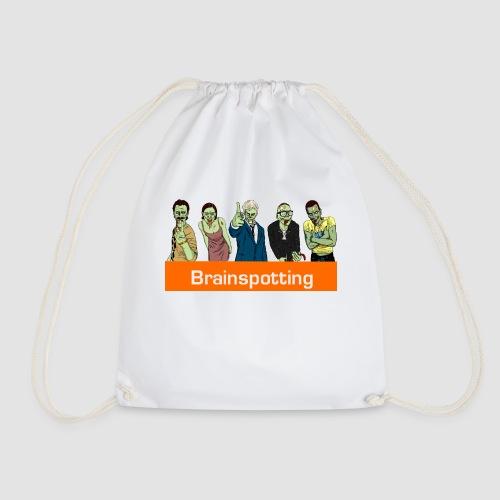Brainspotting Zombies - Drawstring Bag