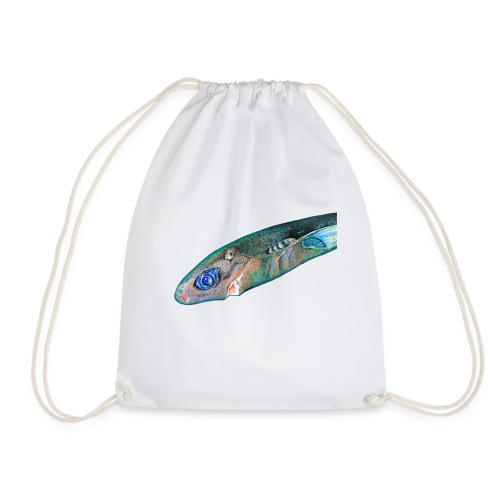 Pygmy Shark - Drawstring Bag
