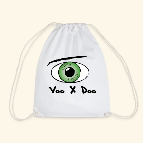 Das Auge - Turnbeutel