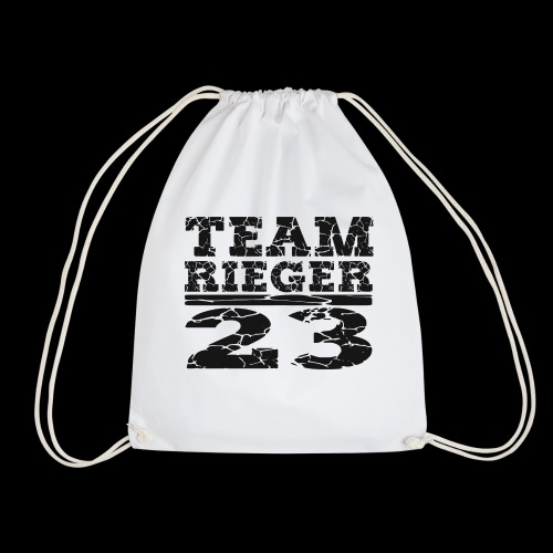TEAM RIEGER - 23 - Turnbeutel