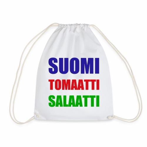 SUOMI SALAATTI tomater - Gymbag