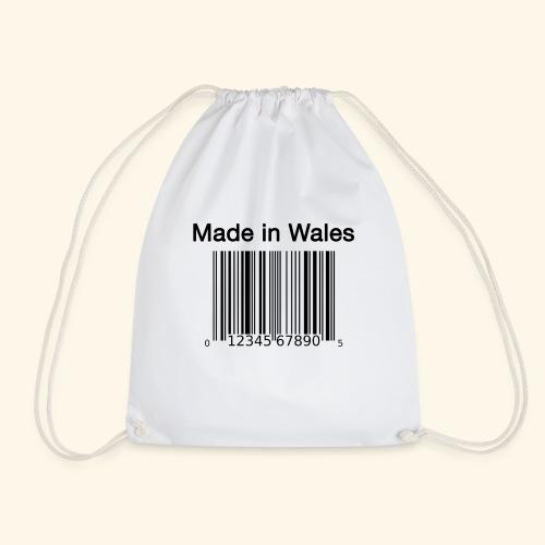 Made in Wales - Drawstring Bag